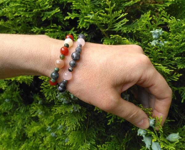 Šperky z minerálů * Gemstone jewelry