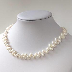Perlový náhrdelník nebo náramek * PearlNecklaceorBracelet